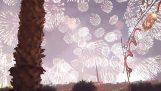Удивительный фейерверк