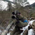 Airsoft: Ο ακροβολιστής στο χιονισμένο τοπίο