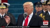 Donald Trump copie una frase di Bane