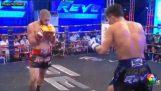 Κίνηση Matrix σε αγώνα MMA