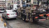 क्या होगा यदि अवैध रूप से इस्तांबुल में खड़ी