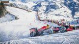 Μονοθέσιο της Formula 1 στο χιόνι