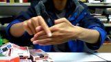 Магически трикове с пръсти