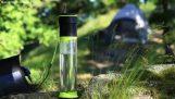 Η συσκευή που μετατρέπει την υγρασία του αέρα σε πόσιμο νερό