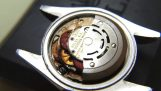 Repairing a clock in stop-motion