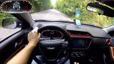Неуспешен тест драйв в китайски автомобил