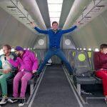 Το νέο βιντεοκλίπ των OK GO γυρίστηκε σε έλλειψη βαρύτητας