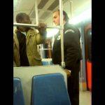 Σεκιουριτάς του ΗΣΑΠ τραμπουκίζει επιβάτη αφρικανικής καταγωγής