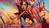 Iron Maiden & Michael Jackson: Beat It, Trooper!