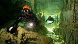Mexique: Découvrez la plus grande grotte sous-marine dans le monde