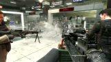 白宫发布的视频游戏收集暴力场面