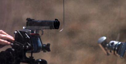 Σπαθί Katana εναντίον σφαίρας. VIDEO
