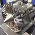 Ένας τρισδιάστατος εκτυπωτής μετάλλου