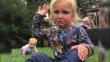 Οι αστείες αντιδράσεις των παιδιών