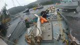 Rybářské lodě na válku