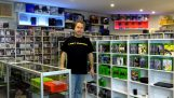 The largest collection of video games in the world