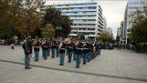 Η Στρατιωτική Μουσική Φρουρά Αθηνών παίζει διασκευές