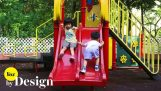 Why a safe playground is not ideal for children