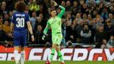 Ο τερματοφύλακας της Chelsea αρνείται να βγει αλλαγή