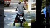 Απολύμανση μοτοσικλέτας