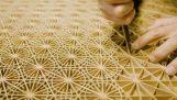 L'arte giapponese della falegnameria Kumiko
