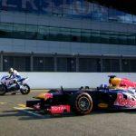 Superbike εναντίον Formula 1