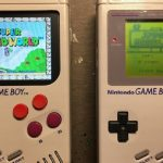 Game Boy Zero: τροποποιημένο Game Boy με ένα Raspberry PI