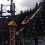 Εξελιγμένη τσουλήθρα σε παιδική χαρά της Γερμανίας