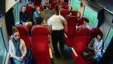 Είχε τρία δευτερόλεπτα να ειδοποιήσει τους επιβάτες
