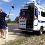 Rémi Gaillard: Πρώτες βοήθειες