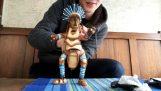 Оригинальная идея для кукол