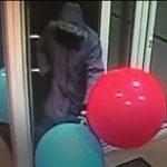 Ο κλέφτης με τα μπαλόνια