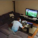 Φάρσα σε Τούρκο οπαδό κατά τη διάρκεια του Euro 2016