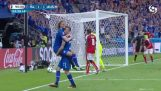 Η αντίδραση του Ισλανδού σχολιαστή στο γκολ της ομάδας του