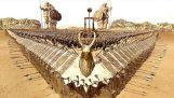 """Η εντυπωσιακή σκηνή μάχης από την ινδική ταινία """"Baahubali"""""""