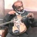 Ο υπέροχος τυφλός βιολιστής