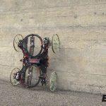 Vertigo: Το τηλεκατευθυνόμενο όχημα που μπορεί να κινείται πάνω σε τοίχους
