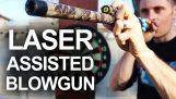 Come fare un fysokalamo con mirini laser