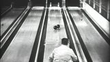 Fantastiska tricks i bowling 1948
