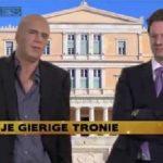 Battaglia di rap: Varoufakis vs Ntaiselmploym