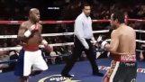 Η άμυνα στην πυγμαχία