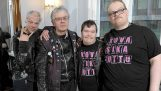 Eurovision 2015 Down Sendromlu punk grubu
