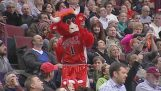 The most entertaining mascots in the NBA