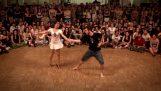 Великолепный бразильский танец