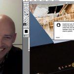Οκτώ επαγγελματίες δουλεύουν στο πρώτο Photoshop