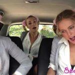 Τραγουδιστικό medley στο αυτοκίνητο