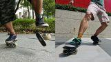 台湾のフリーライン スケート