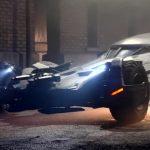 Το νέο Batmobile από την ταινία Batman vs Superman