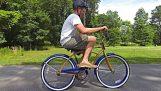 कि हम साइकिल को भूल जाते हैं