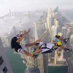 Τρελά άλματα στο Ντουμπάι